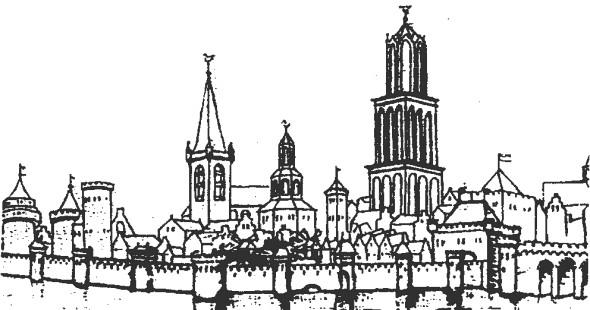 The Medieval Chronicle - La chronique médiévale - Die Mittelalterliche Chronik